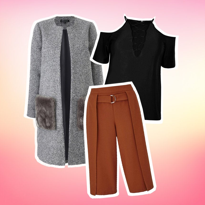The Curvy Girl Guide To Fall Fashion