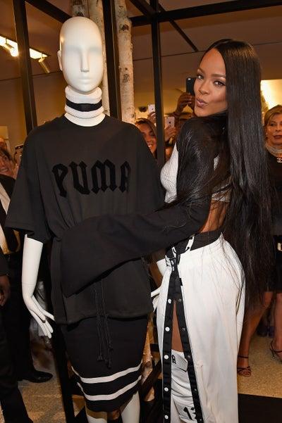 A Look Inside Rihanna's FENTY x PUMA Collection Launch