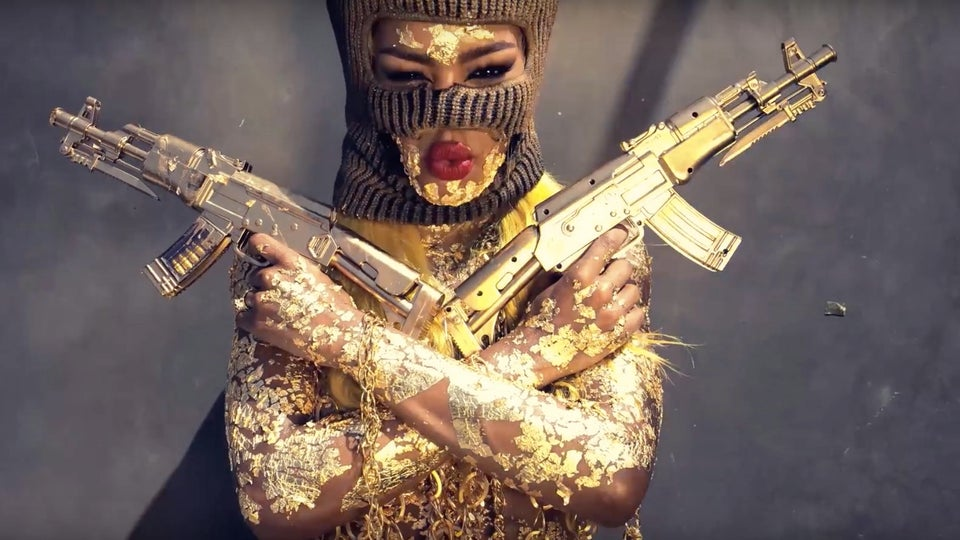 Teyana Taylor Is Literally Dipped In Gold In New Music Video