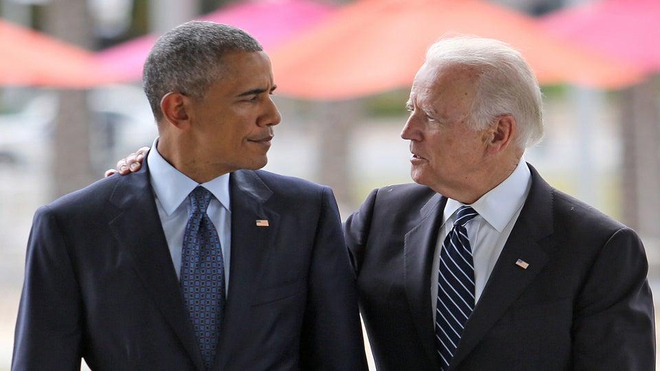 Too Late? Joe Biden Hints At 2020 Presidential Run