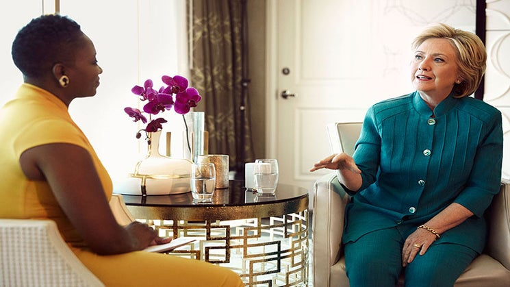 How Hillary Clinton Hopes to Earn Black Women's Votes