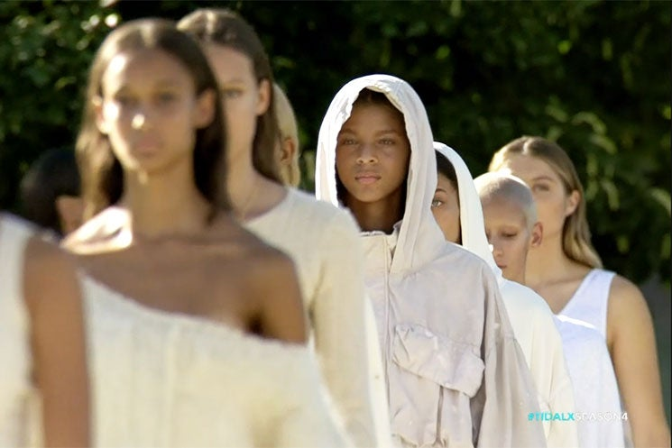 All Of The Melanin-Poppin Hair and Beauty Moments From The Yeezy Season 4 Show