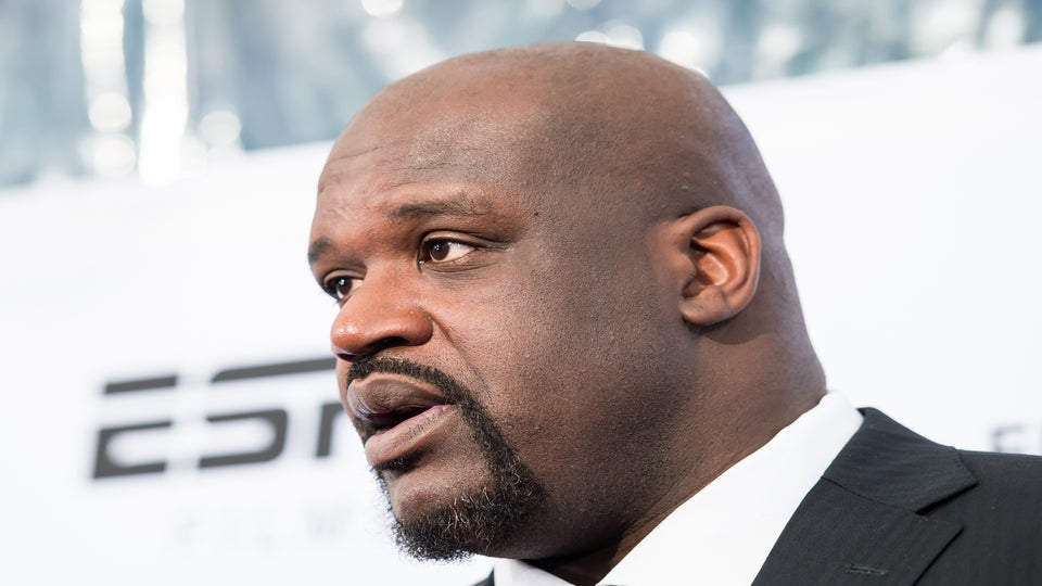 Shaq Criticizes Kaepernick As Steph Curry Shows Support For National Anthem Prostest