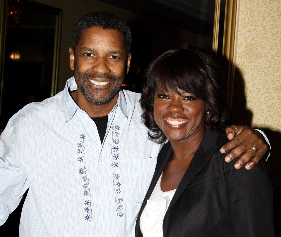 Viola Davis And Denzel Washington On The Things They've Taught Their Children And What They Hope For Them