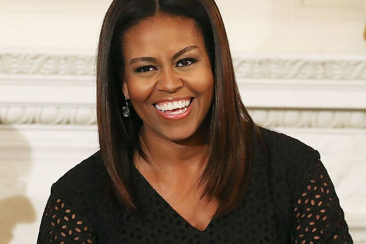 """These Students Moved Michelle Obama To Tears With The """"Power Of Poetry"""""""