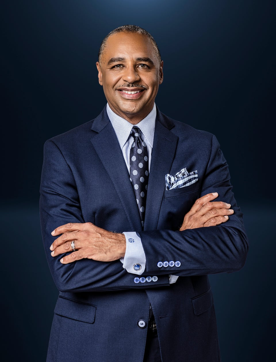 Ed Gordon Wants to Bring Black America's Stories to Network Television