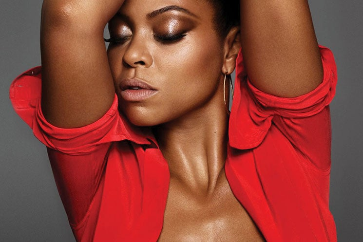Taraji P. Henson's M.A.C Collection Sold Out So Fast That Her Own Mother Couldn't Even Buy It
