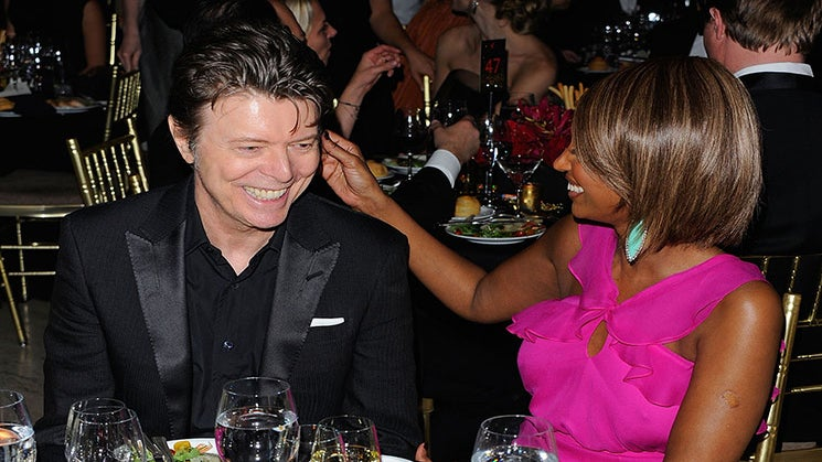 Iman Opens Up About The Death Of David Bowie For The First Time