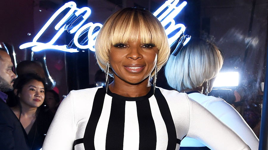 Mary J. Blige Describes New Album as 2011's 'My Life'
