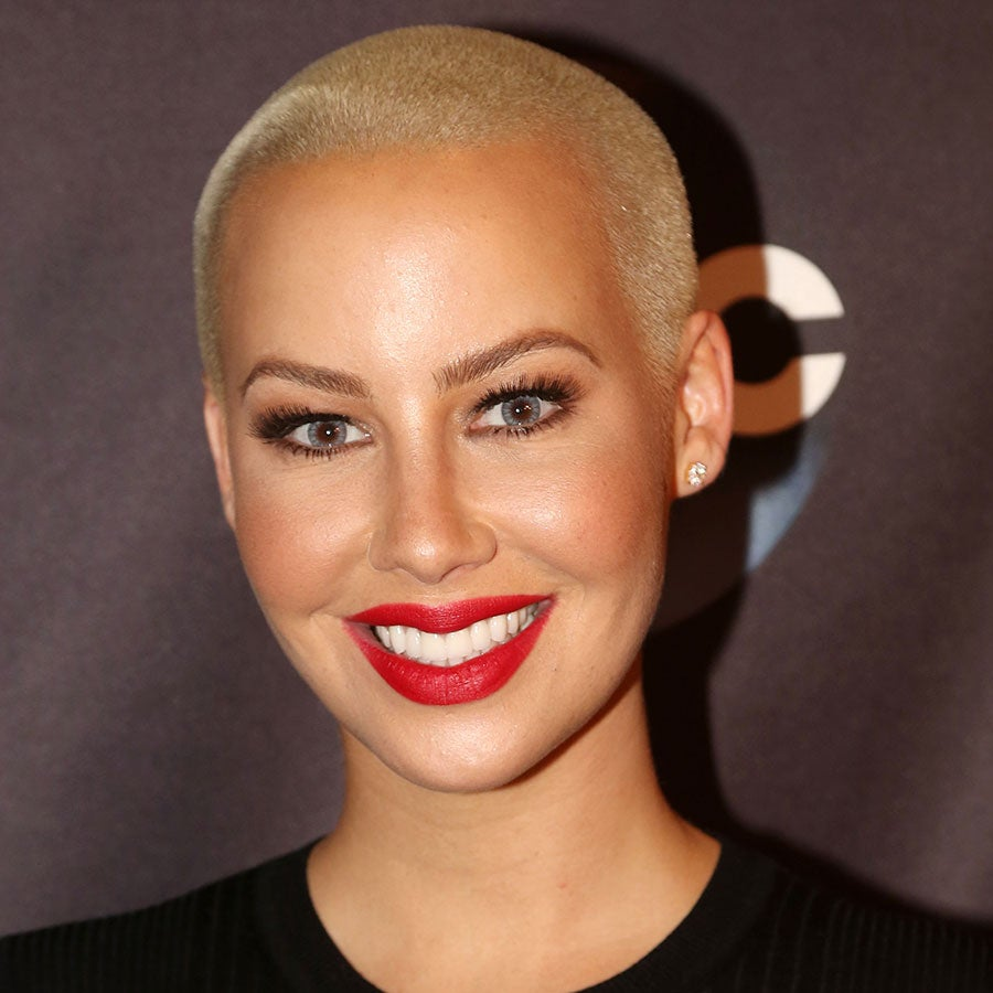 Amber Rose Is 'Thankful' For Her Relationship With Rapper 21 Savage
