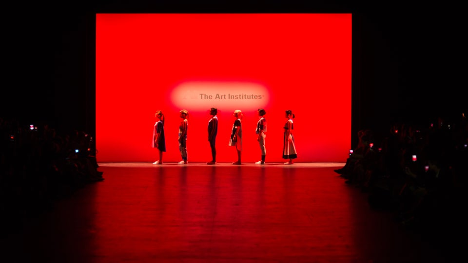 Why You Should PayAttention To The Art Institute's Student Designer Showcase