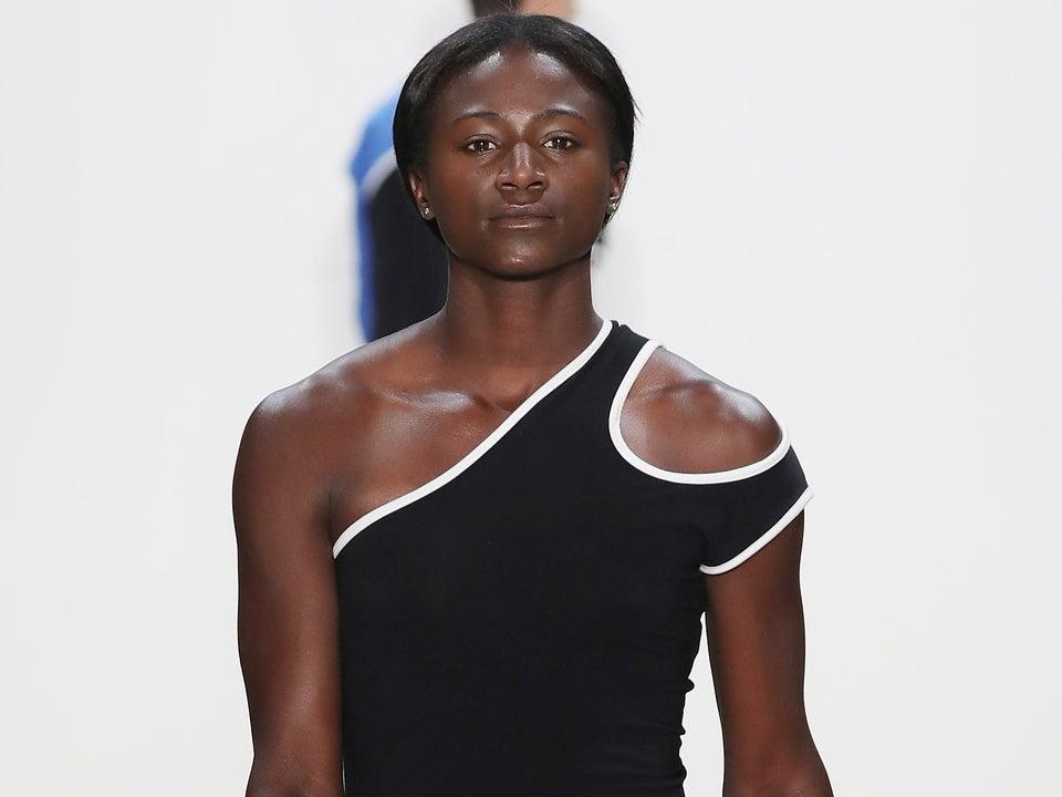 Telfar Taps Olympic Gold Medalist To Walk in his New York Fashion Week Show
