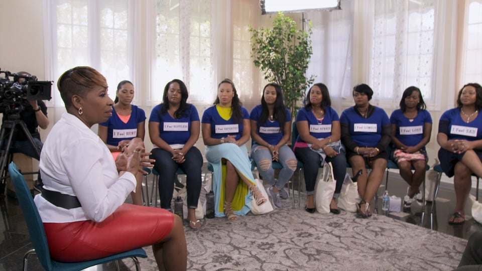 Why One Rule of 'Iyanla Fix My Life' House of Healing Season is 'No Sex'