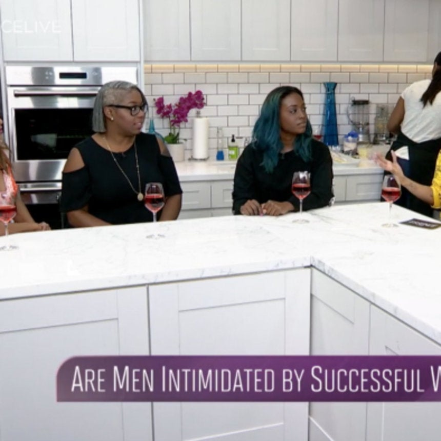 Are Men Intimidated By A Successful Woman?