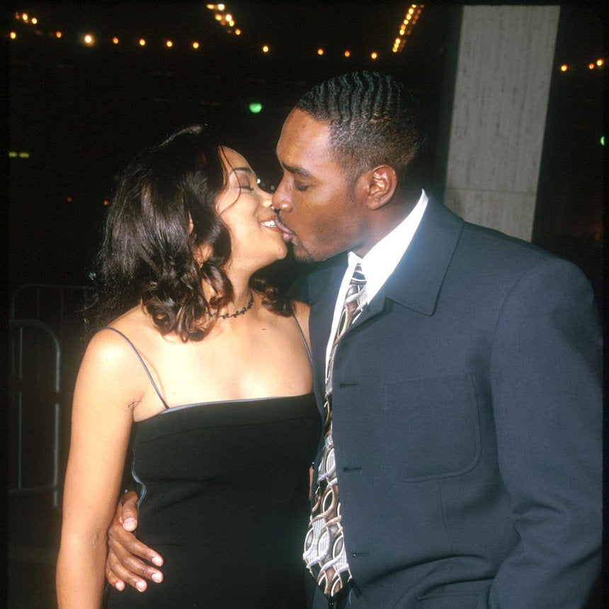 See Morris Chestnut and Wife Pam Byse's Beautiful Love Through The Years