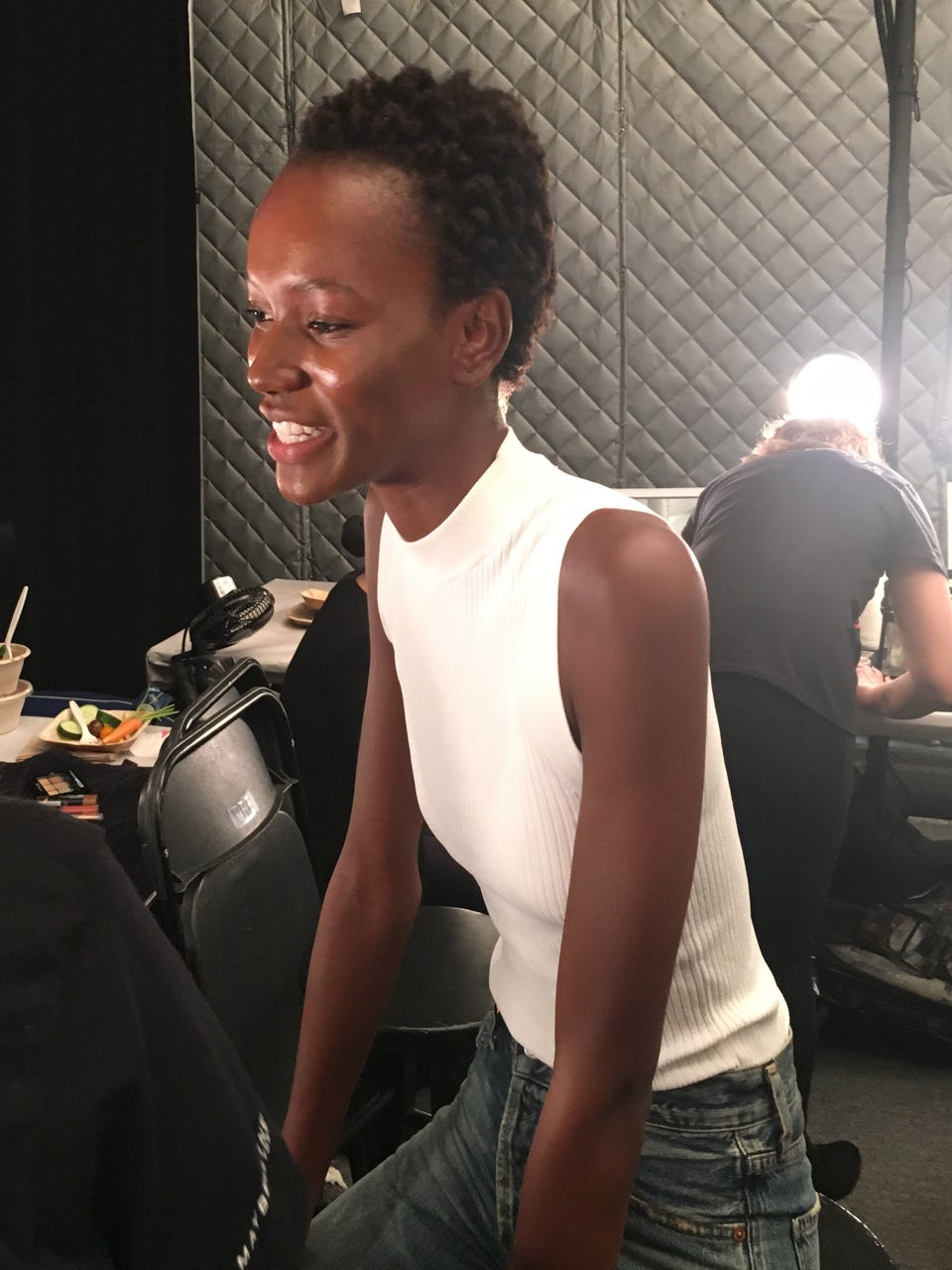 Herieth Paul Tells Us Her DIY Natural Hair Cocktail For The NYFW Runway