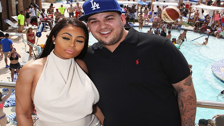 Oop! Blac Chyna Posted Rob Kardashian's Phone Number On Twitter Last Night