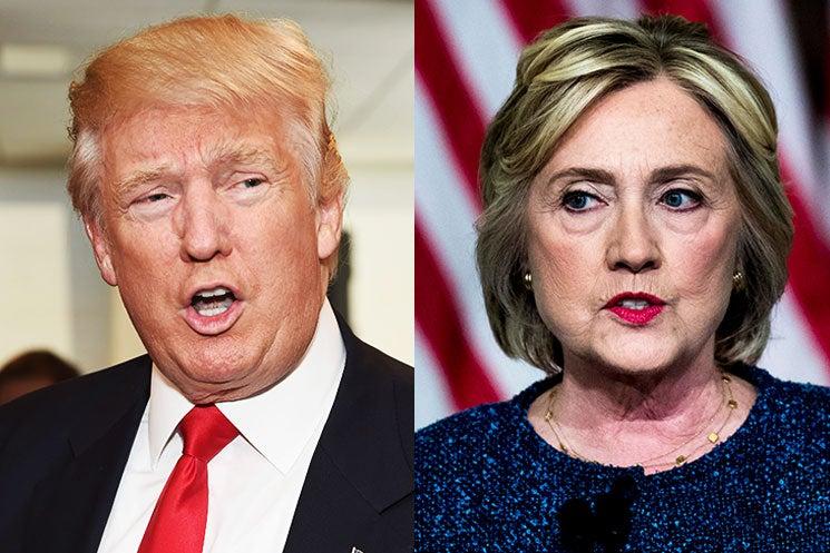 Don't Be Fooled,Trump & Clinton Are Still Deadlocked In Battleground States