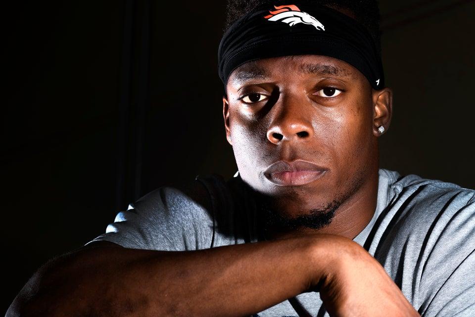 Broncos' Brandon Marshall Receives Racist, Hate-Filled Letter