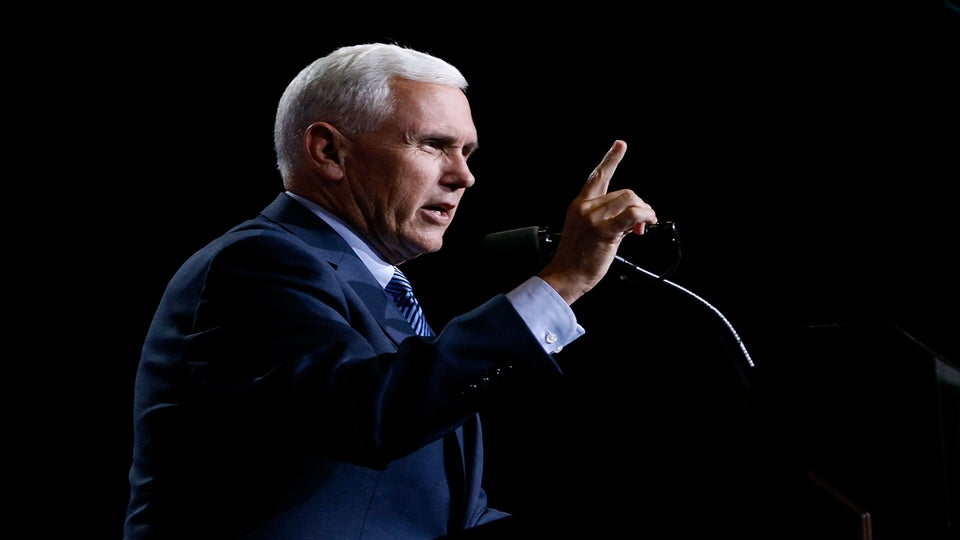 Mike Pence Is Excusing White Supremacy By Refusing To Call David Duke 'Deplorable'