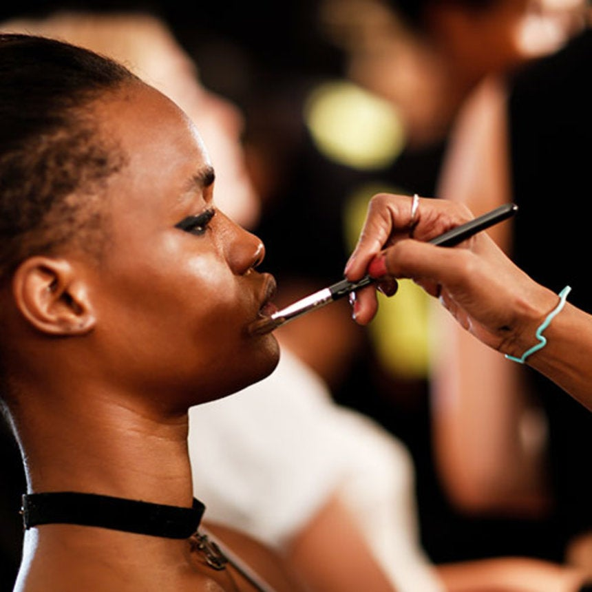 6 Amazing Products I Found While Snooping Around A MUA's Table At NYFW