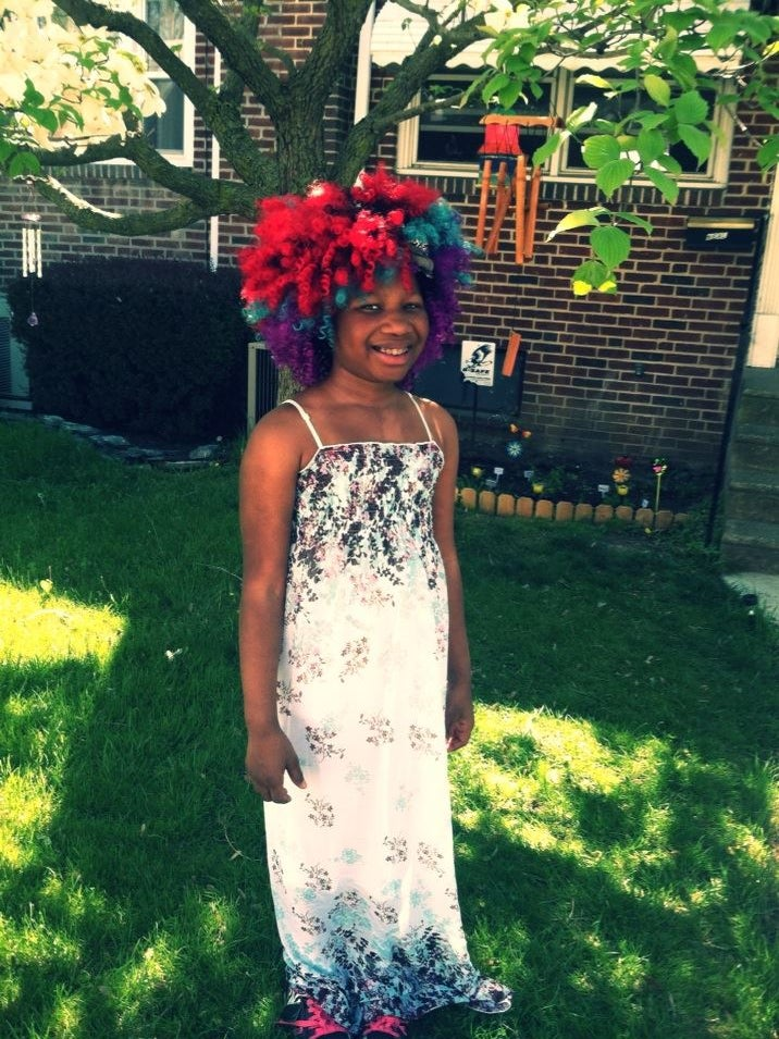 How One Trans 12-Year-Old is Planning on Changing the Narrative