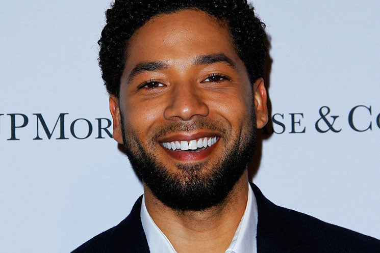 Jussie Smollett Just Proved He's The King Of Clapbacks In This Tweet To A Homophobic Troll