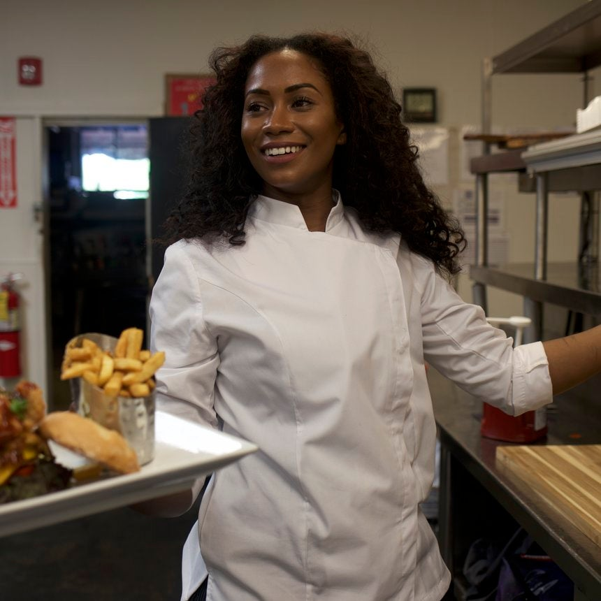 Confessions of a Black Female Head Chef On Taking Charge In the Kitchen