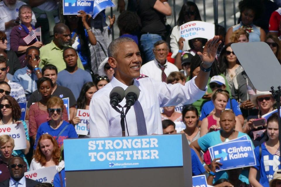 "Self Love: President Obama ""Thanks Obama"" While Listing His Accomplishments"