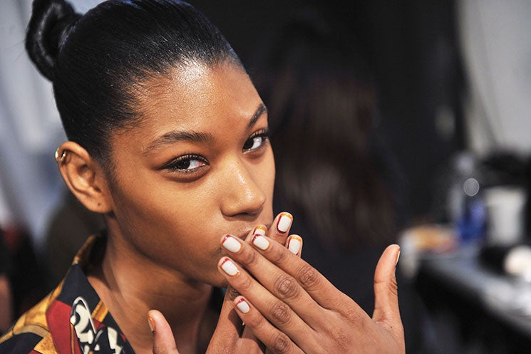 This Beauty Supply Store Brand Just Made Its NYFW Debut