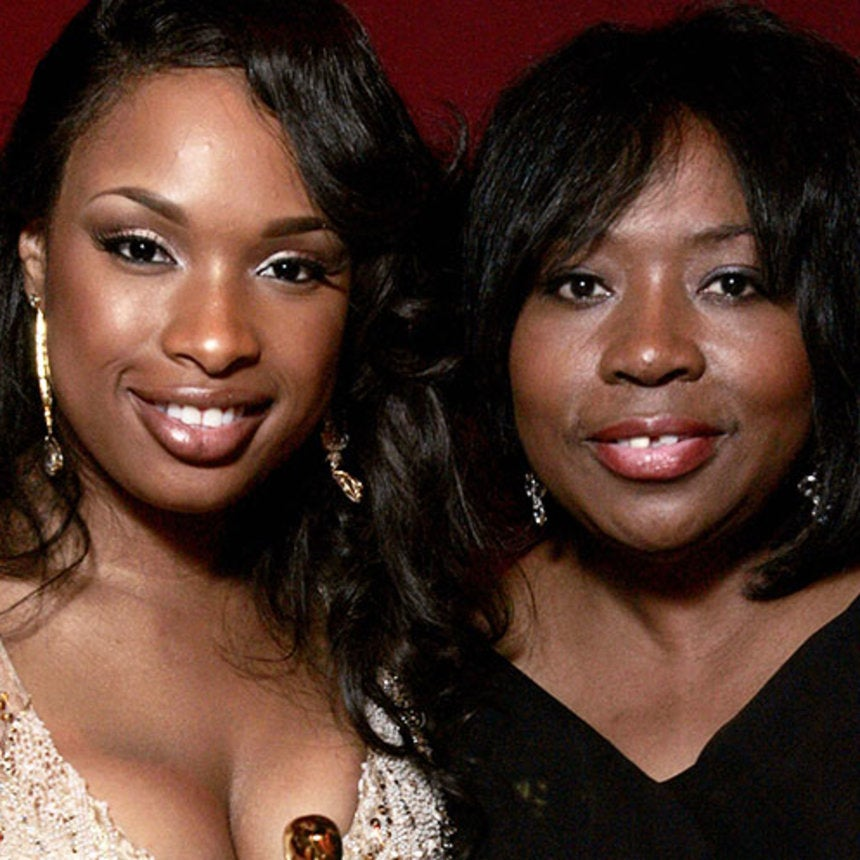 Jennifer Hudson's Birthday Hair Was Inspired By This Throwback Pic of Her Mom