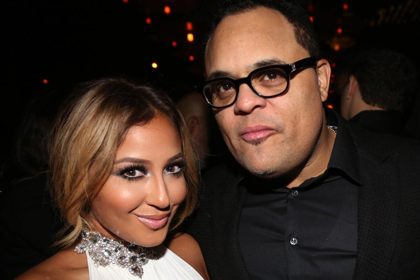 Are Adrienne Bailon and Fiancé Israel Houghton Getting Married ...
