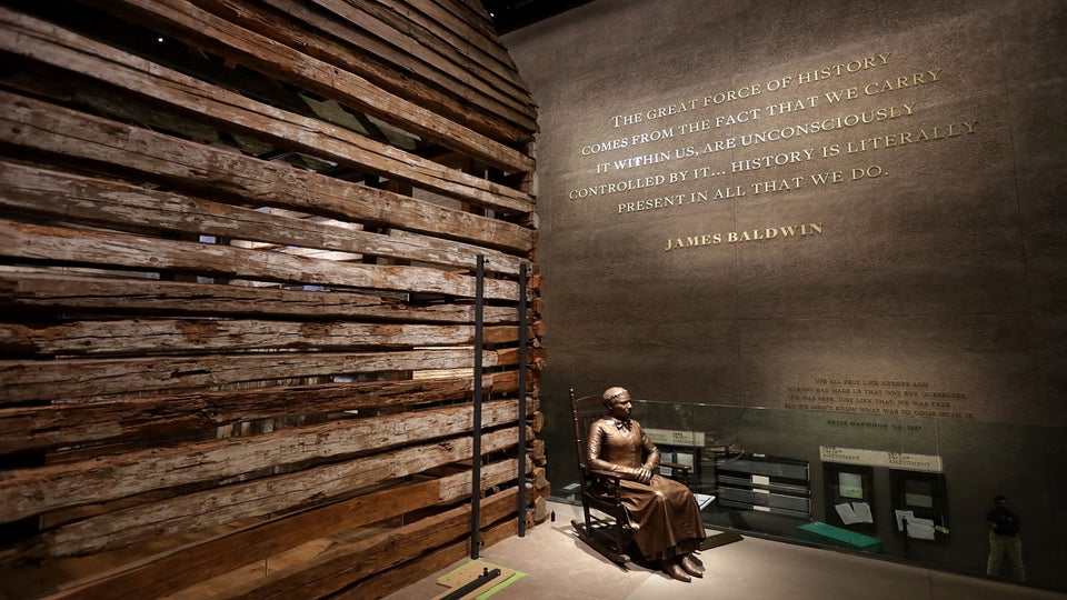 Smithsonian Museum Of African American History and Culture Is A Space for Remembrance & Hope