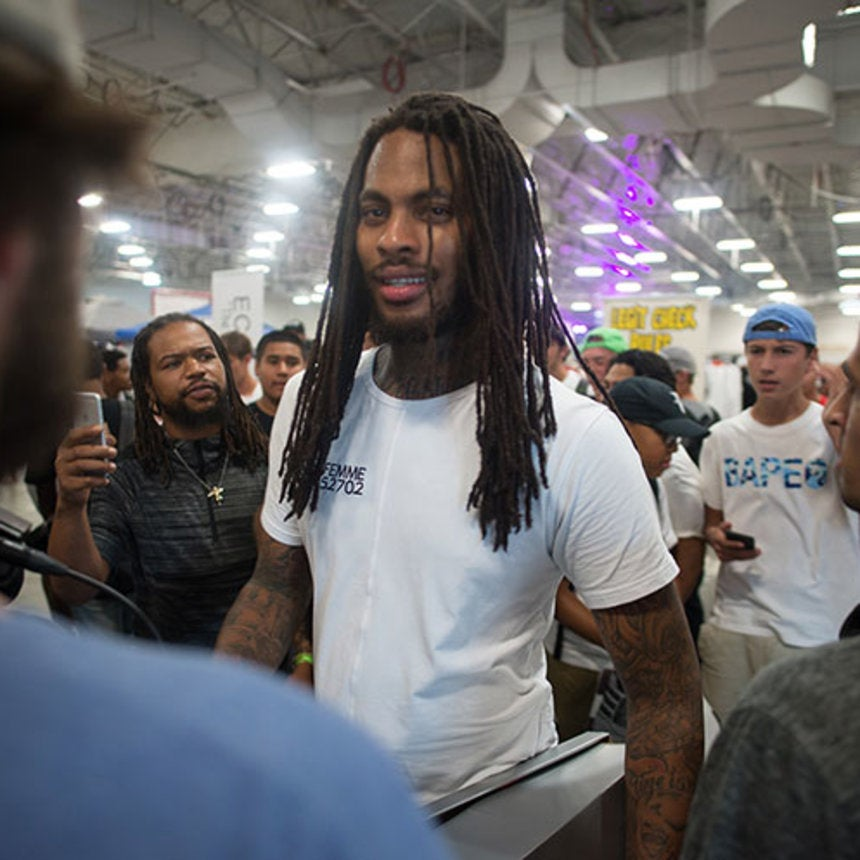 Waka Flocka Flame Cancels UNC Charlotte Concert Due To Fatal Campus Shooting