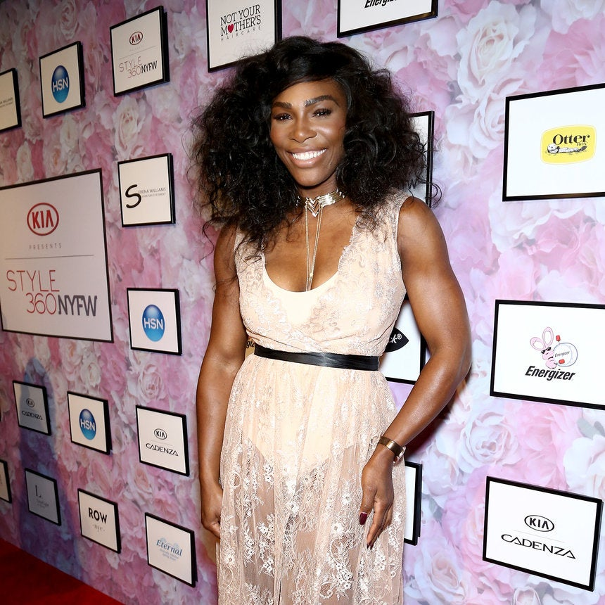 Serena Williams' Fashion Show and After Party Will Give You So Much Life