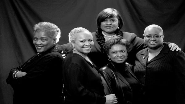 We Have The Power: 'The Colored Girls'On Black Women ElectingHillary Clinton Into The White House