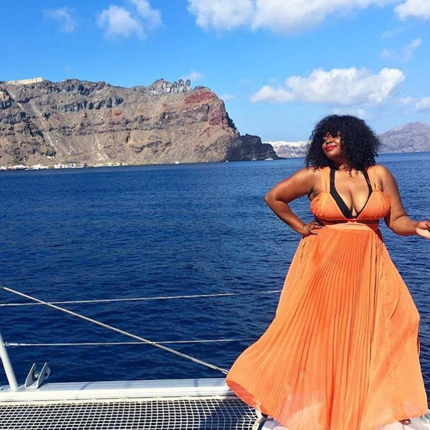 The 15 Best Black Travel Photos You Missed This Week: A Citrus Slay in Greece