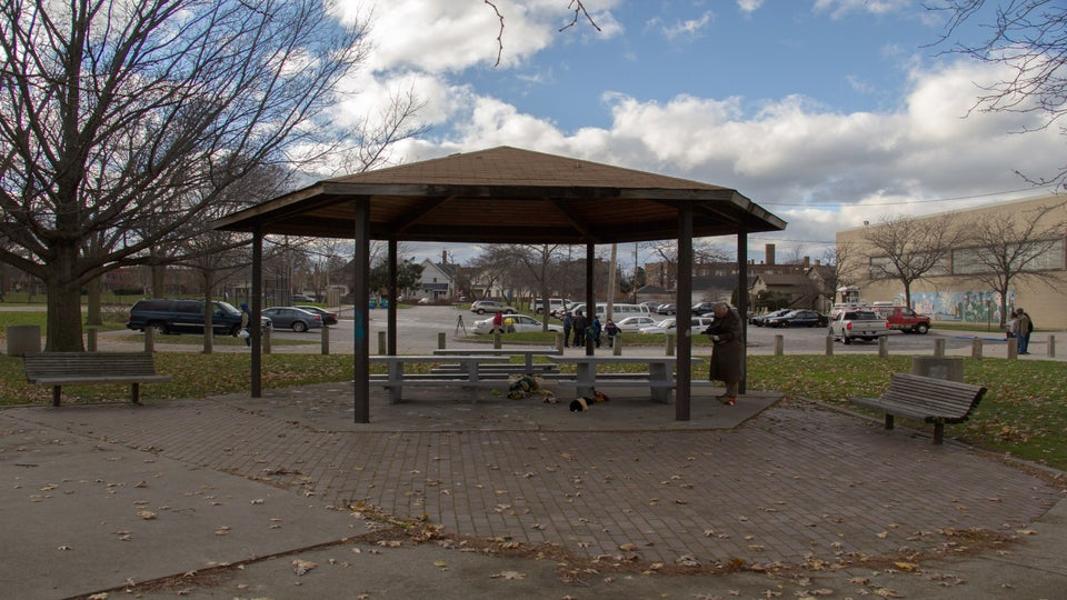 Gazebo Where Tamir Rice Was Killed To Be Placed In Museum