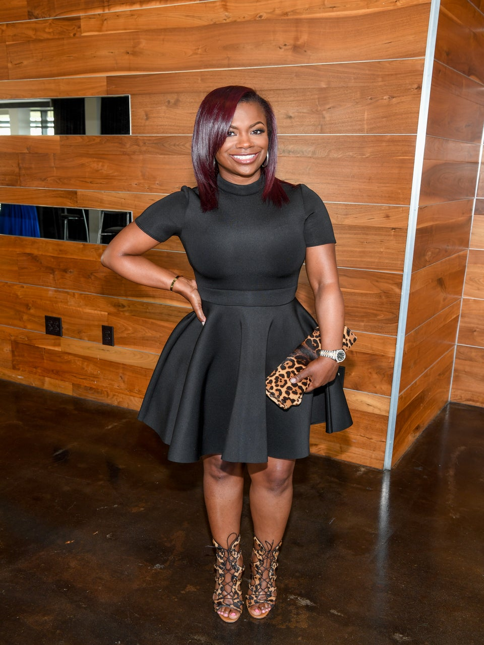 Kandi Burruss Shares Feelings On Baby Daddy Drama And Apologizes For Green Card Comment