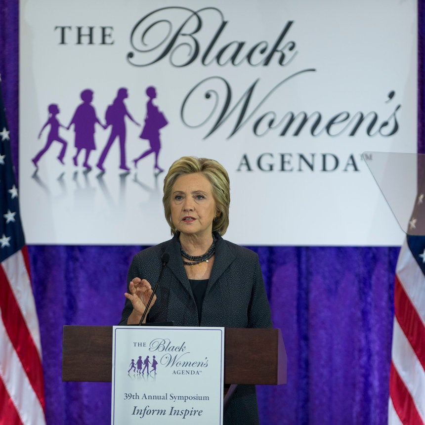 'Black Girl Magic Is Real:' Hillary Clinton Says What We All Know To Be True