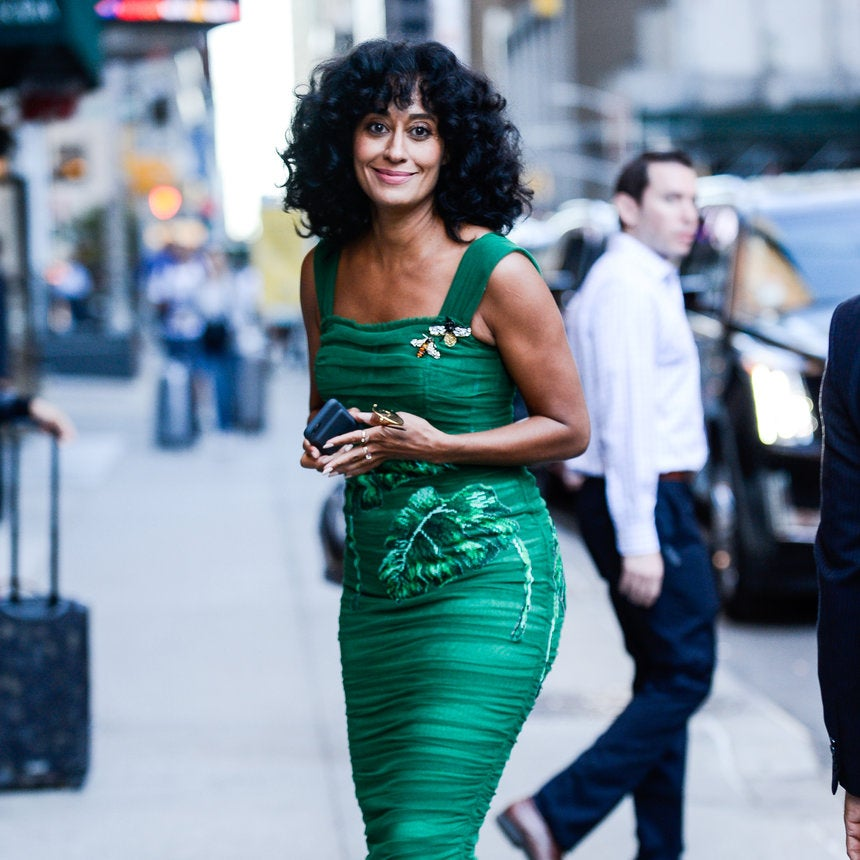 Lupita Nyong'o, Tracee Ellis Ross and Teyonah Parris Top Our Best Dressed List of the Week
