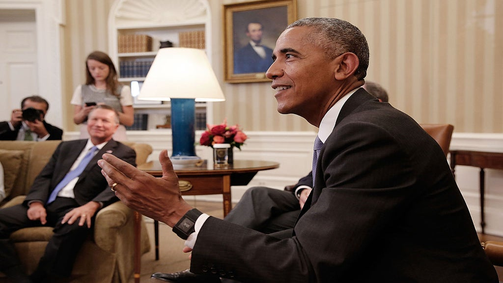 President Obama: 'I'm Pretty Confident About Where I Was Born'