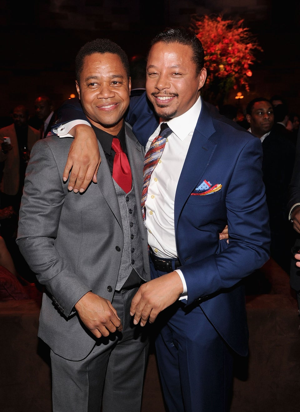 This Happened: The Emmys Mistook Terrence Howard For Cuba Gooding Jr. Even Though They Look Nothing Alike