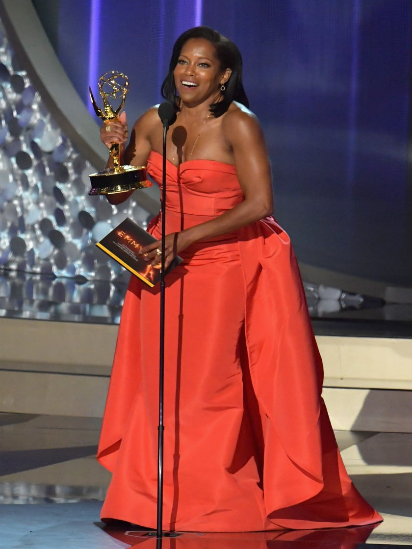 Back-To-Back: Regina King Wins Second Emmy For Supporting Actress In A Limited Series