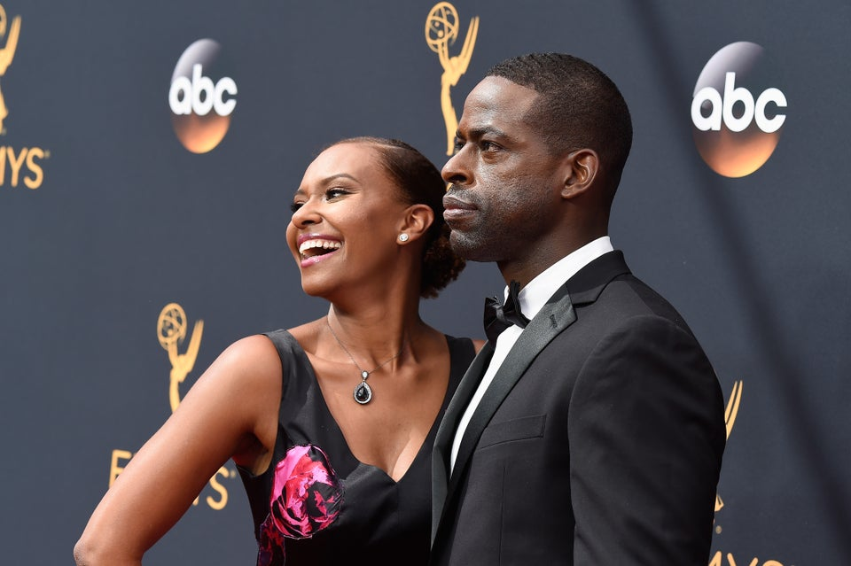 Sterling K. Brown Reps #BlackLove Right During His Big Emmy Win