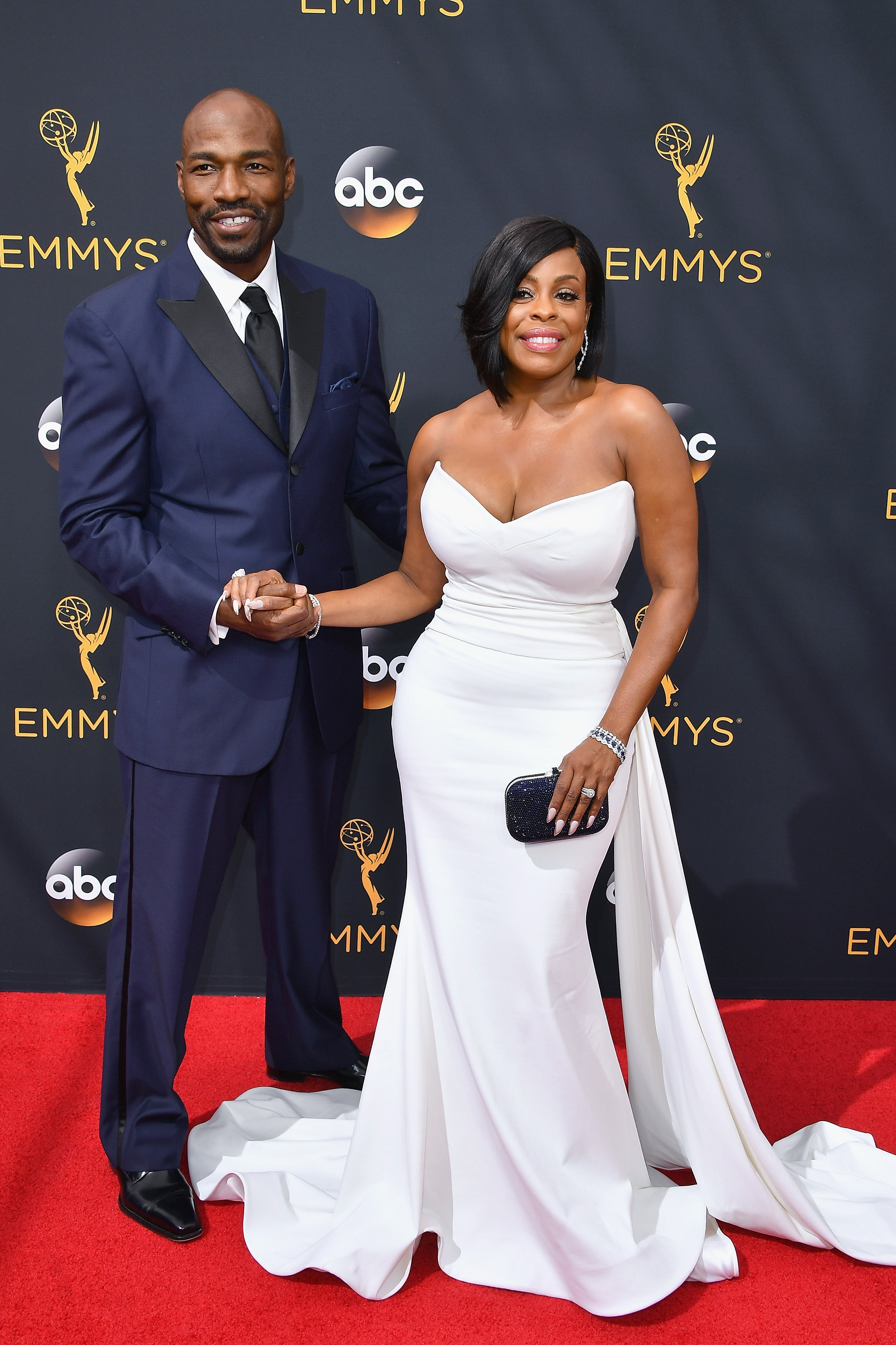 Niecy Nash & Husband Jay Tucker Wow at the 2016 Emmys