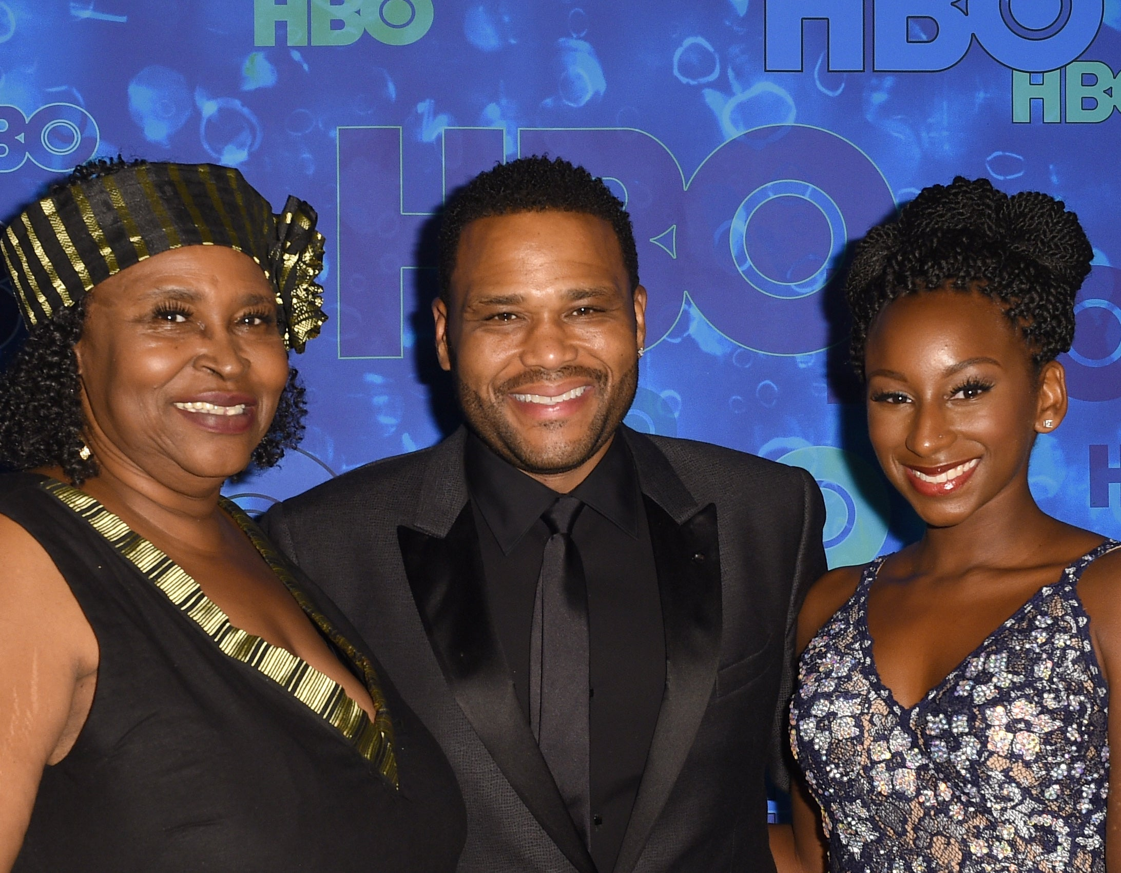 Anthony Anderson Gushes About Emmys Date – His Mom: She 'Put Her Dreams on Hold' to Raise Him