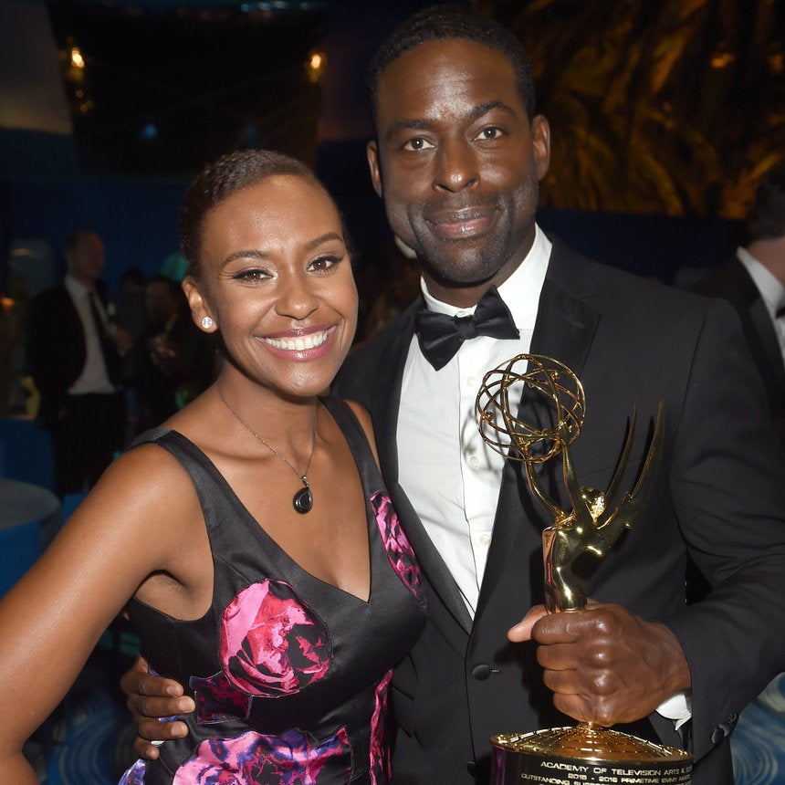 Aww! Sterling K. Brown's Wife Surprised Him On His Last Day On Set