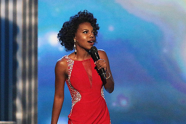 Miss DC Proudly Rocked Her Natural Texture While Competing for Miss America