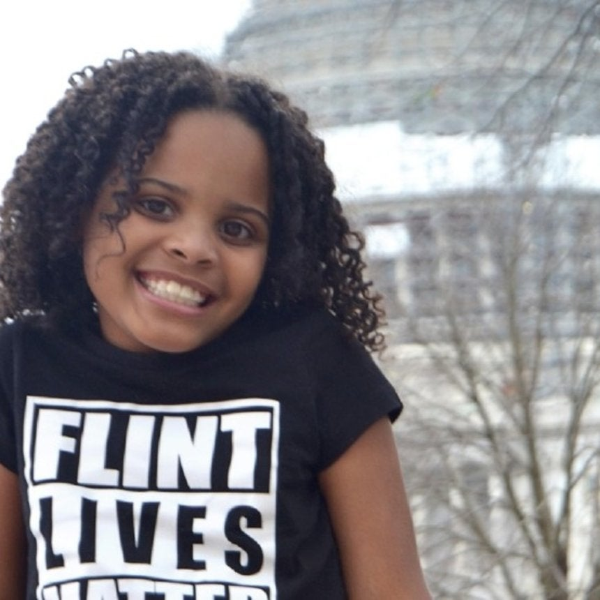 Little Miss Flint Calls Out Trump Over The Water Crisis & Immigration - 'He's Tearing Families Apart'